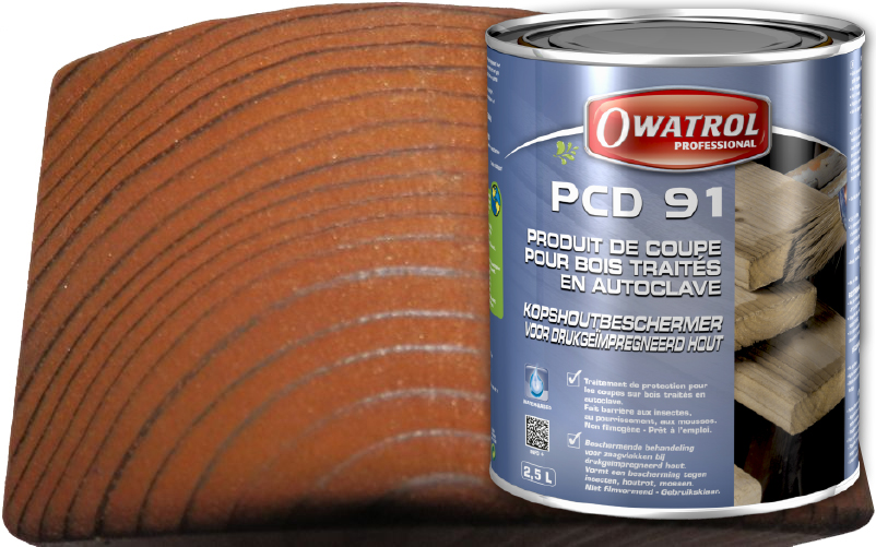 ThermoWood - náter OWATROL – PCD 91